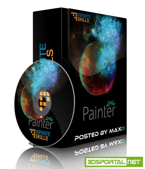 InfiniteSkills - Getting Started with Corel Painter 2016