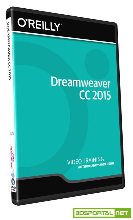 InfiniteSkills - Dreamweaver CC 2015 Training Video