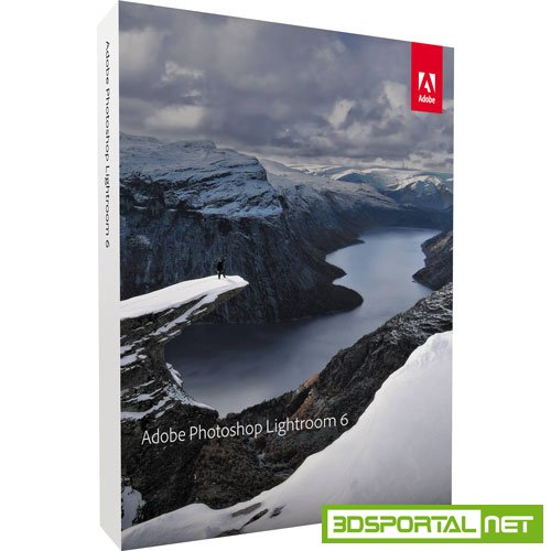 Adobe Photoshop Lightroom CC 6.4 Win/Mac