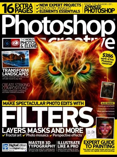 Photoshop Creative - Issue 136, 2016