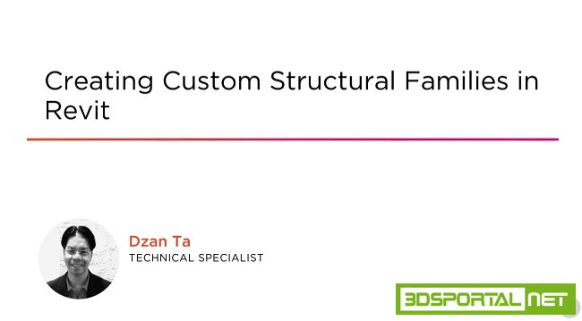 Creating Custom Structural Families in Revit