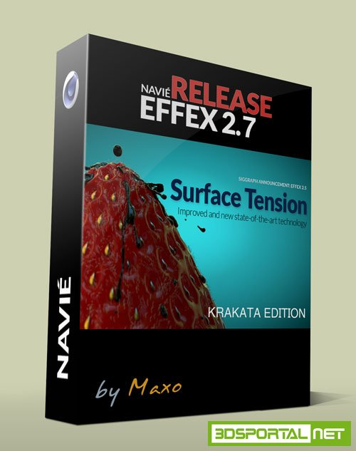 Navie Effex and Effex Krakatoa v2.70.72 Win/Mac