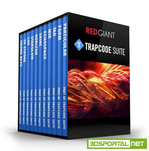 Red Giant TrapCode Suite v13.0.2 Win64