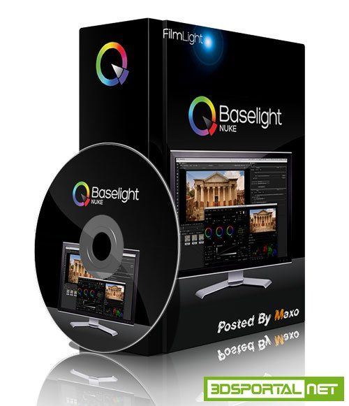 Filmlight Baselight 4.4.8257 for Nuke 9-10 Win/Mac/Linux