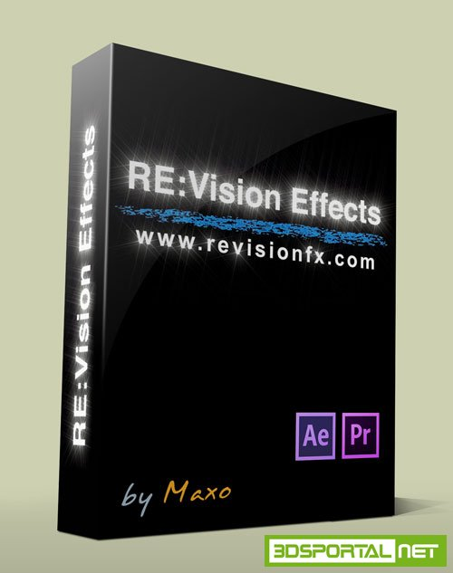 RevisionFX Collection August 2016 Win/Mac/Linux