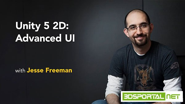 Unity 5 2D: Advanced UI (updated Sep 06, 2016)