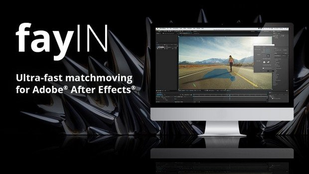FayTeq FayIN GOLD v2.4 for After Effects CC 2014-2015Win/Mac