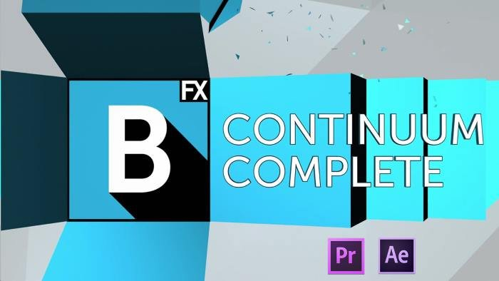 Boris Continuum Complete 10.0.2 for After Effects & Premiere MacOSX