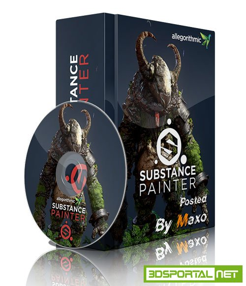 Allegorithmic Substance Painter 2.3.1.1363 WIN