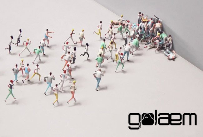 Golaem Crowd v5.3.0.2 for Maya Win/Linux
