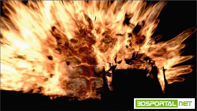 FXPHD - VFX304 - Explosive Pyro Action Sequences with RenderMan
