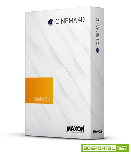 Maxon Cinema 4D Studio R18 SP2 updated Hotfix R18 to R18.041