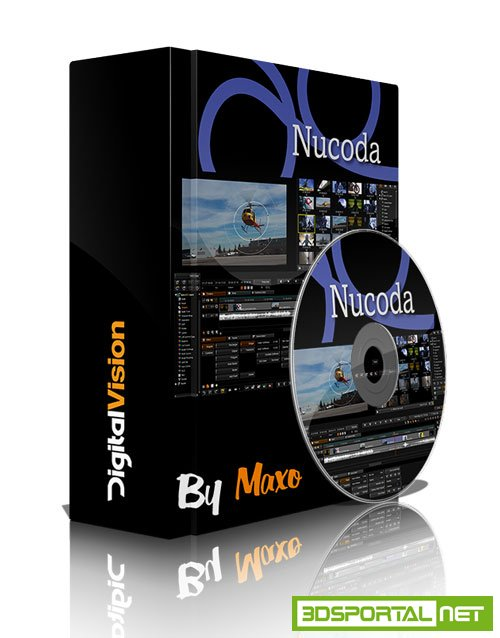 Digital Vision Nucoda v2016.1.046 Win x64