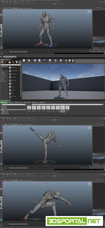 The Gnomon Workshop - Creating Game Ready Animations for Production