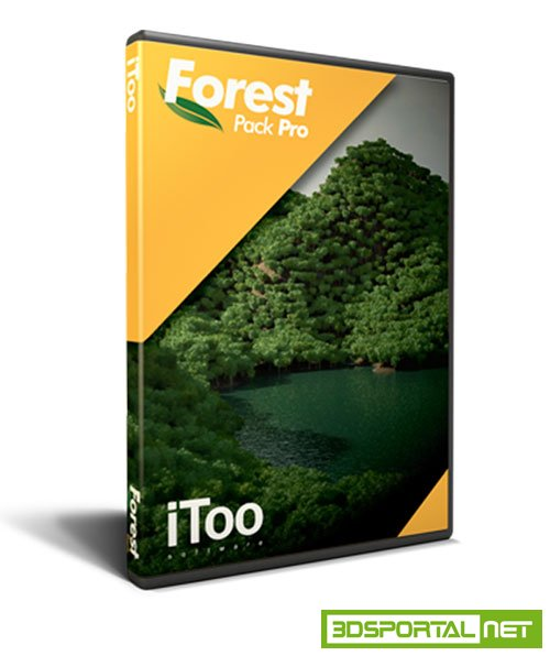 iToo Forest Pack Pro 541 for 3Ds Max 2010-2018 Win