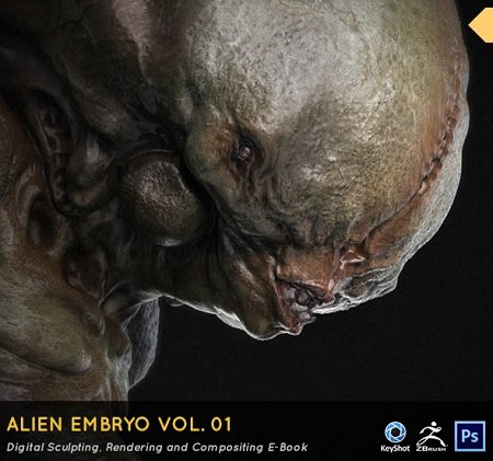 Gumroad – Alien Embryo Vol 1 Tutorial