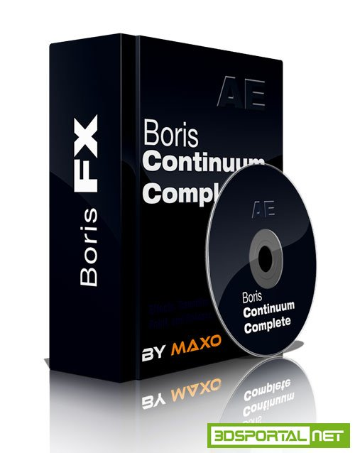 Boris FX Continuum Complete 10.0.5 for After Effects and Premiere Pro Win x64