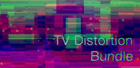 Rowbyte TV Distortion Bundle v2.0.7 CE and Buena Depth Cue v2.5.2 CE