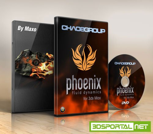PhoenixFD 3.04.00 V-Ray 3.0 for 3ds Max 2013-2018