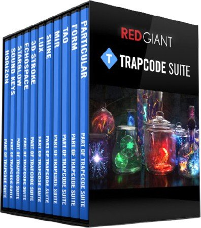 Red Giant Trapcode Suite 14.0 Win/Mac