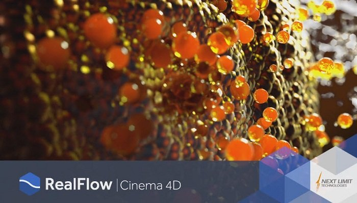 NextLimit RealFlow Cinema 4D 2.0.1 Win/Mac