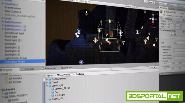 Unity Lighting Fundamentals