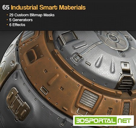 Gumroad - SP - 65 Industrial Smart Materials