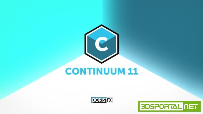 Boris FX Continuum Complete 11.0.3 for Adobe & OFX
