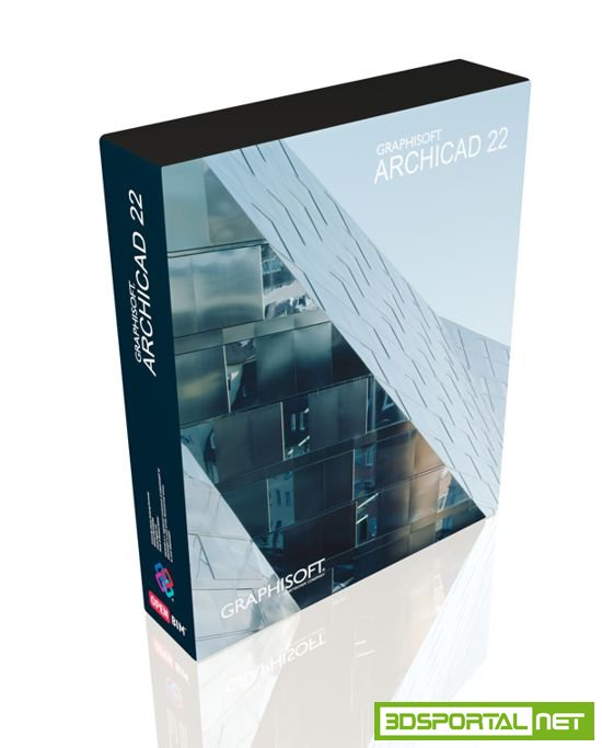 GRAPHISOFT ARCHICAD 22 Build 3 ...