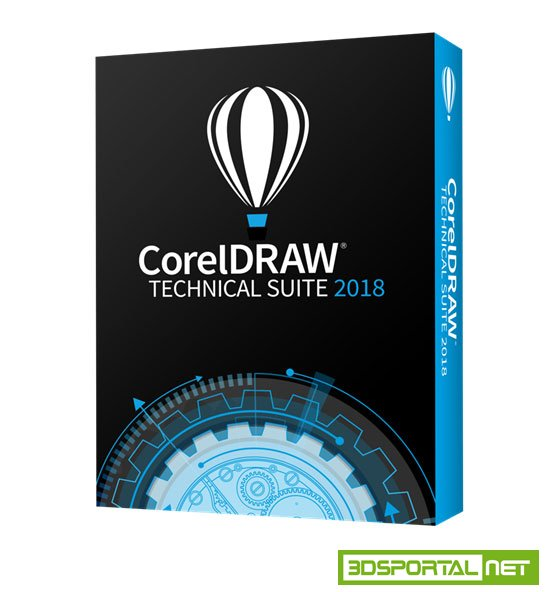 CorelDraw Technical Suite 2018 ...
