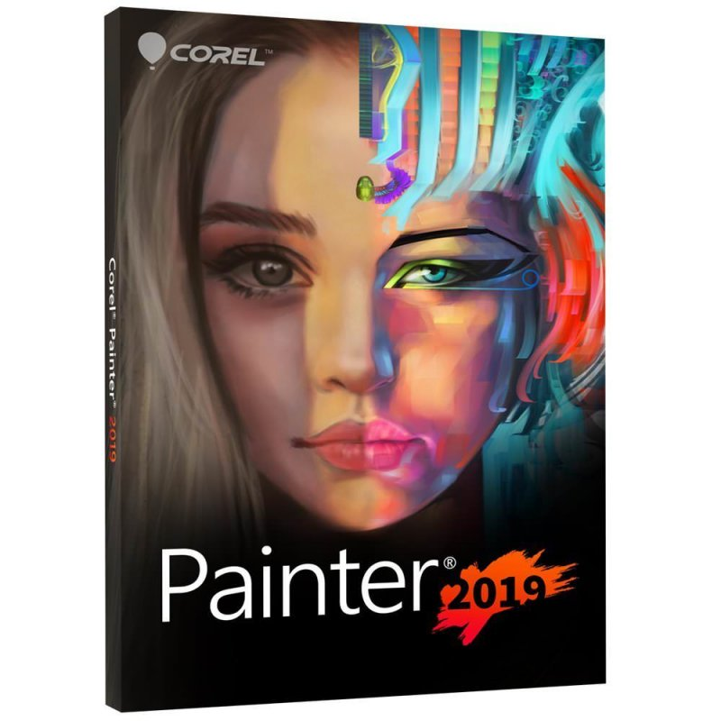 Corel Painter 2019 v19.0.0.427