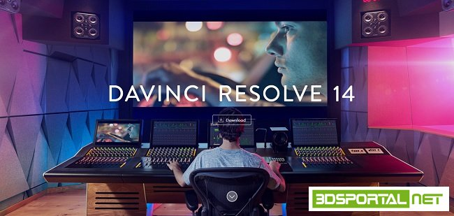 Blackmagic Design DaVinci Resolve Studio 14.3.1 Win