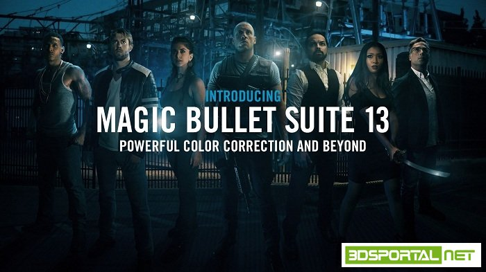 Red Giant Magic Bullet Suite 13.0.9 Win/Mac x64