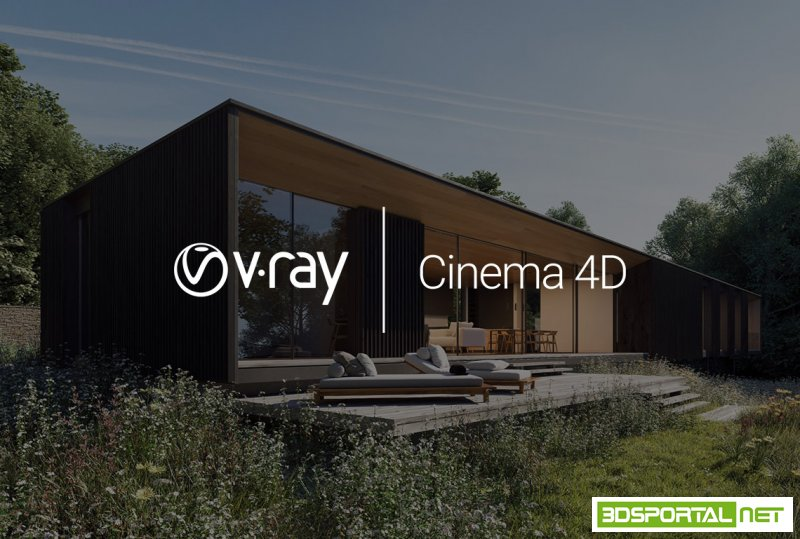 Chaos Group V-Ray Adv 3.70.02 for Cinema 4D R17-R20 Win